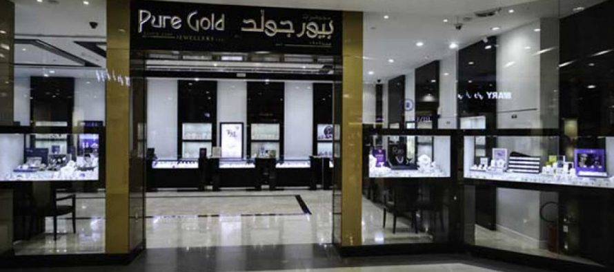 Pure Gold Jewellers Expands Presence in Abu Dhabi