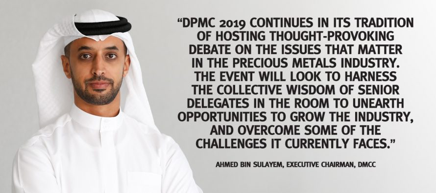 Dubai Precious Metals Conference Returns in April With a Focus on Driving Industry Growth