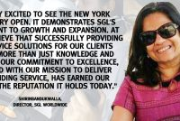 SGL Opens New State-of-the-Art Laboratory in New York City