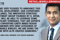 ALTR Created Diamonds Aligns With Unround, & Unconventional Diamantaire H. Dipak