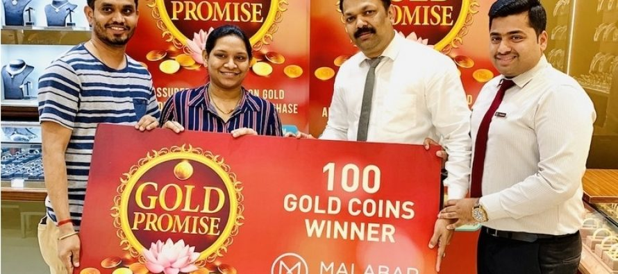 Malabar Gold & Diamonds launches 'Gold Promise' campaign
