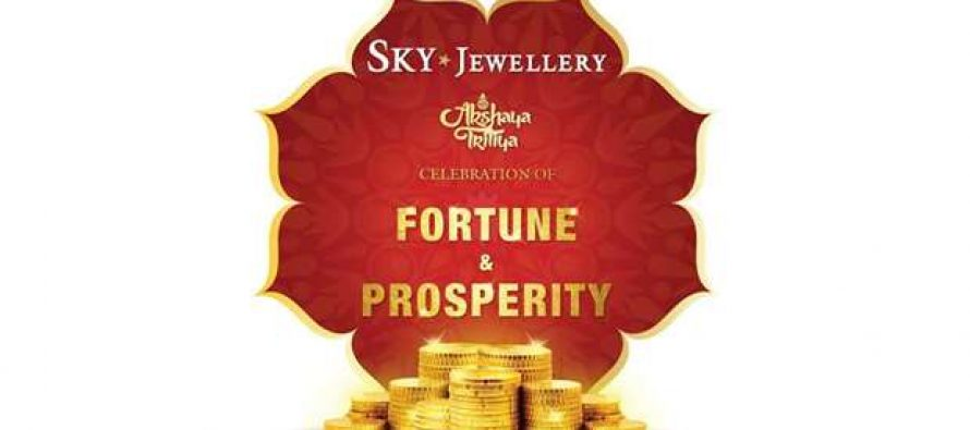 Sky Jewellery Launches Akshaya Tritiya Offers