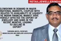 Indian exports of gems and jewellery sees slowdown