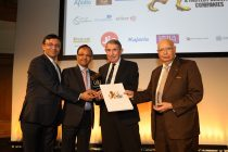 Aisshpra Gems & Jewels once again becomes 'Transformational Brand of the Year' at WCRCInt. Awards 2019 in London