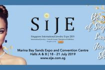 Rare gems take the limelight at SIJE 2019, the largest jewelry show in Singapore