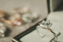 Your diamond ring now comes with a resume and passport