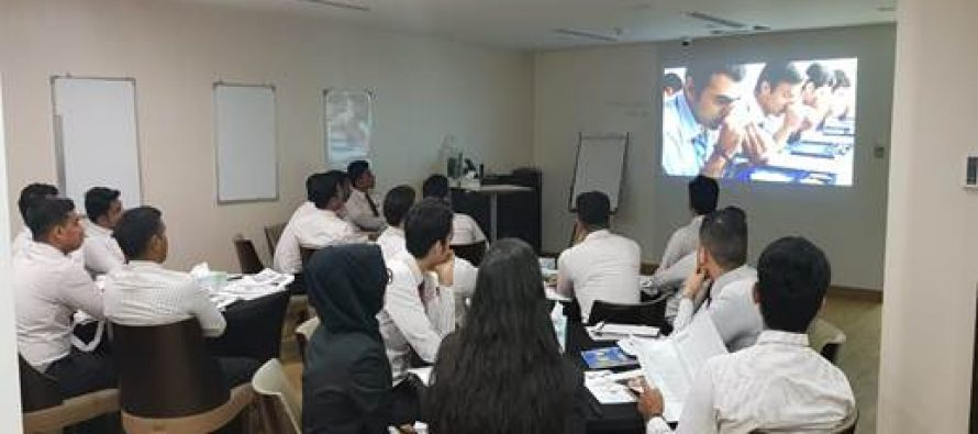 GIA Organises Retail Sales Associate Training Programme for Malabar Gold & Diamonds in Dubai