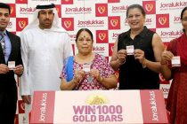 Joyalukkas Raffle Brings Joy To Hundreds