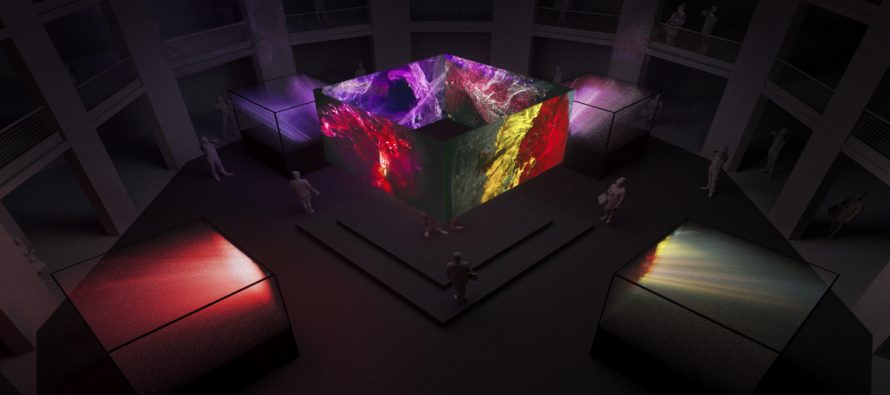 Dan Tobin Smith and creative studio The Experience Machine, in partnership with Gemfields, present VOID