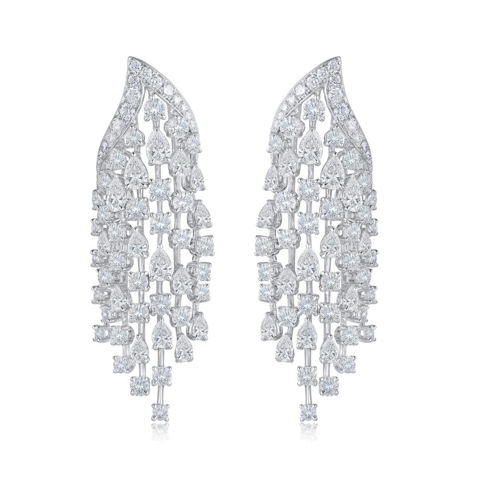 Harakh Cascade earrings