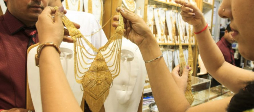 Gold retailers get to stay on at Dubai Mall