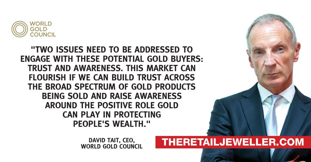 Quote- David Tait, CEO, WGC