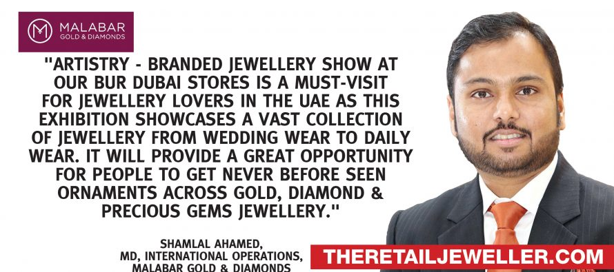 Artistic jewellery show from November 28