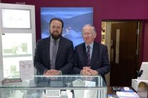 Diamond anniversary for Boston jewellers