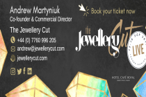 The Jewellery Cut Live opens call for emerging designers  to win bursary place at the LFW show