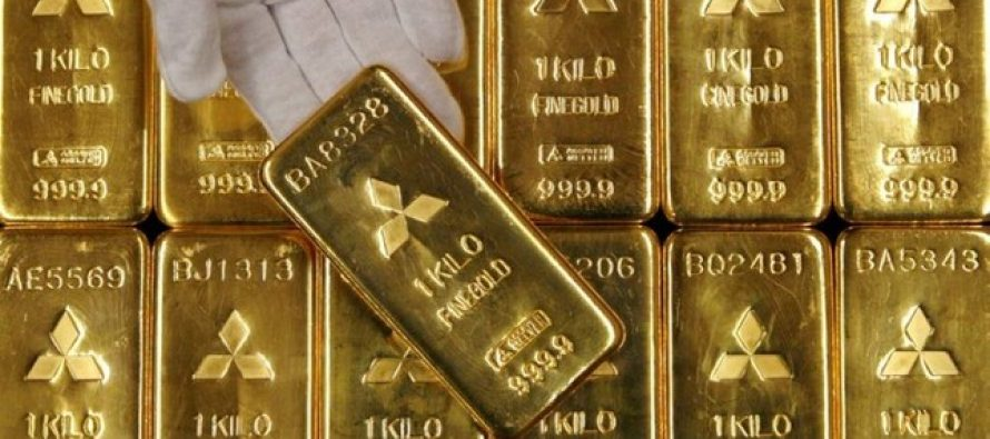 Gold price hits 7-year high amid US-Iran tensions