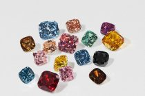 Swarovski Announces Lab-Grown Colored Diamond Collection