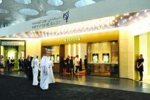 Doha Jewellery and Watches Exhibition dazzles on its 17th year