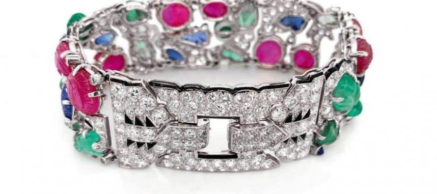 Inspired by India, this Cartier bracelet sold for Rs10 crore